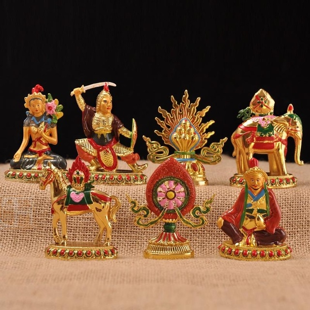 buddhism-supplies-tantric-offerings-exquisite-colored-drawing-bright-king-of-cakra-seven-treasures-auspicious-temple-figurines.jpg_640x640