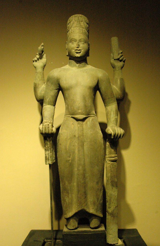 tượng thần vishnu