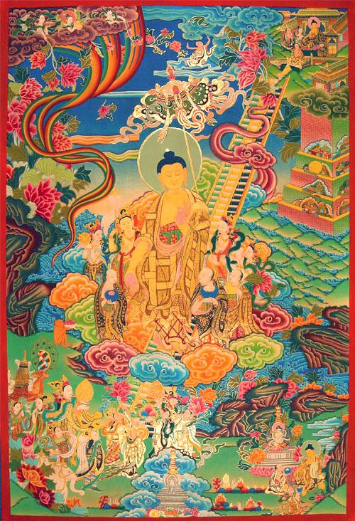 buddha-tushita