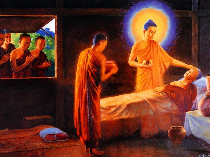 Buddha-and-Ananda